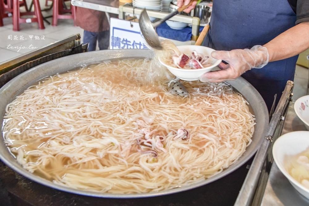 【台南中西區美食】邱家小卷米粉 食尚玩家推薦國華家超人氣排隊小吃!我大學都吃這家