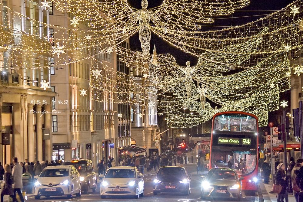 【英國倫敦】聖誕市集聖誕節裝飾特輯!冬天天氣、穿搭建議,下雨天也能安心自助旅行