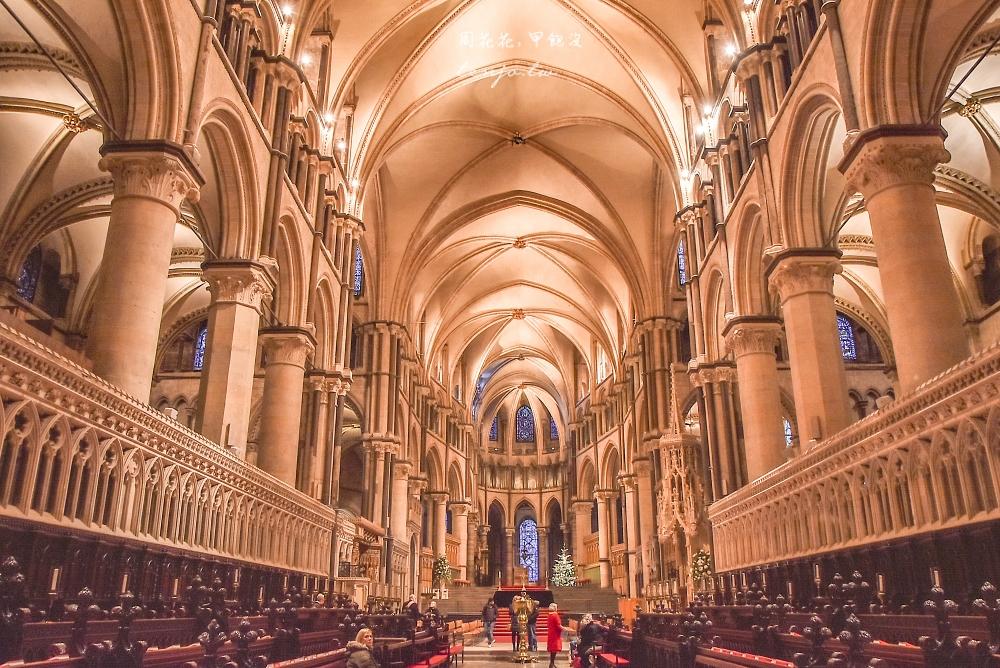 【倫敦近郊景點】坎特伯里大教堂 最古老的大主教座堂!1400年歷史英國基督徒必來聖地