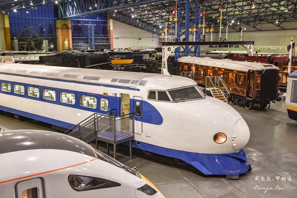 【英國約克景點】大英鐵路博物館 世界上最大鐵道博物館!近300輛火車免門票免費參觀