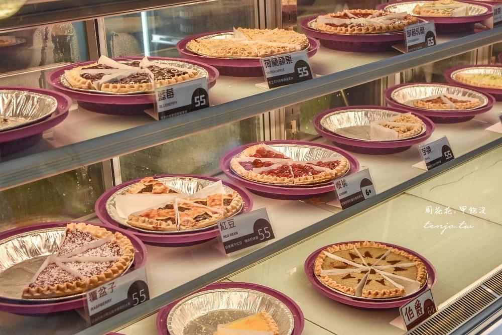 【內湖美食推薦】艾媽咪食品屋美式鄉村派 號稱台北最好吃的派!行動車起家均一價55元