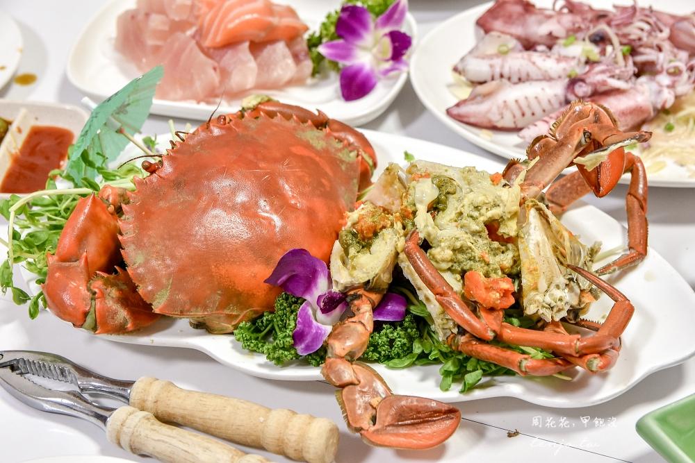 【宜蘭頭城美食】幸福36號海鮮餐廳 烏石港評價最好的高cp值現撈海鮮!菜單價格透明