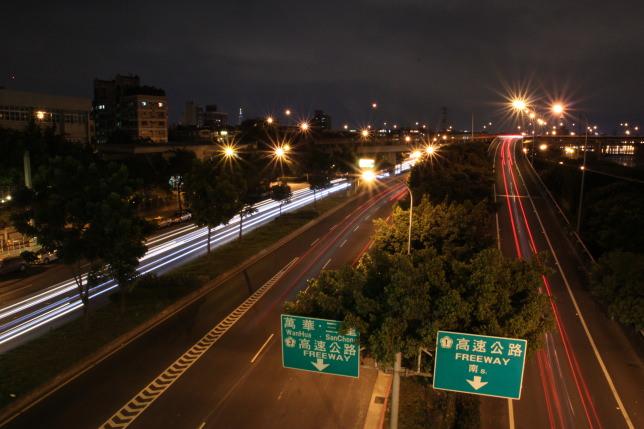 重陽橋-交流道