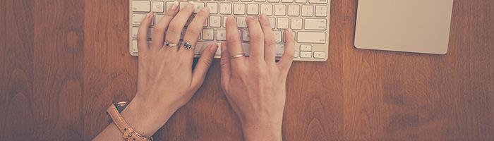 如何快速有效率產生新文章